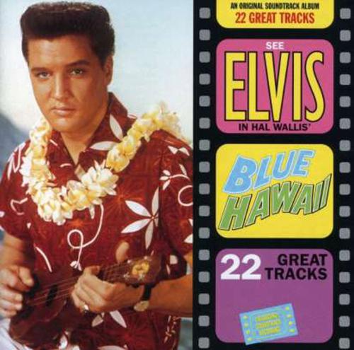 Blue Hawaii CD