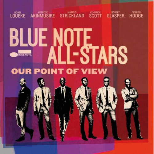 Blue Note All-Stars. Our Point of View. 2 Vinyl-LPs.