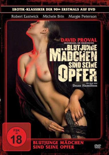 Blutjunge Mädchen sind seine Opfer - Dark Secret DVD