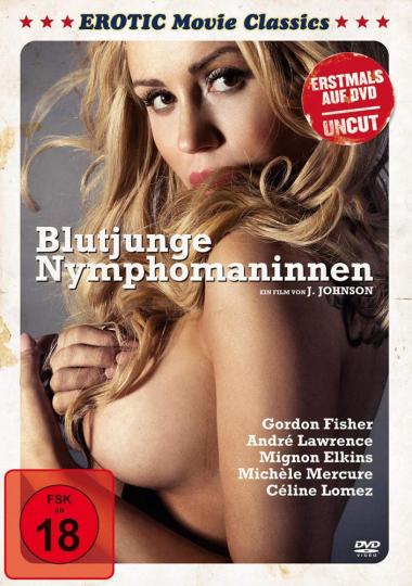 Blutjunge Nymphomaninnen DVD