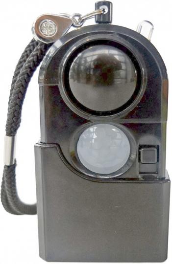 Bodyguard Alarm mit Licht