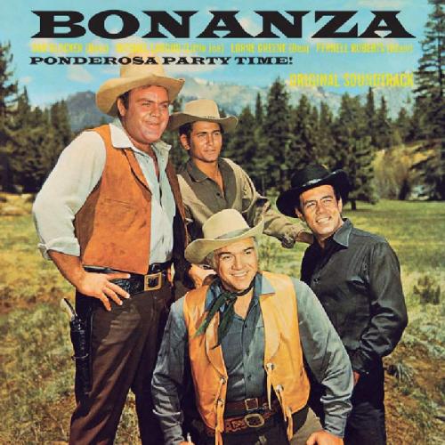 Bonanza - Ponderosa Party Time CD