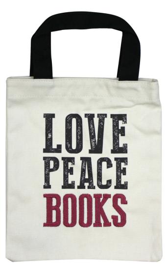 »Love Peace Books«.