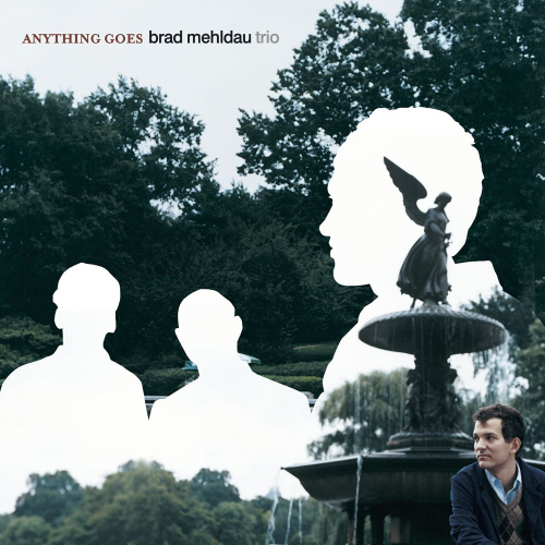 Brad Mehldau. Anything Goes. CD.