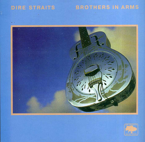 Dire Straits - Brothers In Arms (Remastered). CD.