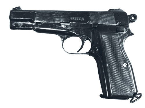 Browning Pistole HP/GP35 1935