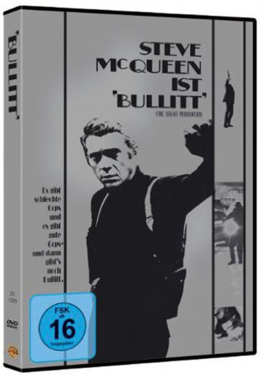 Bullit. DVD.