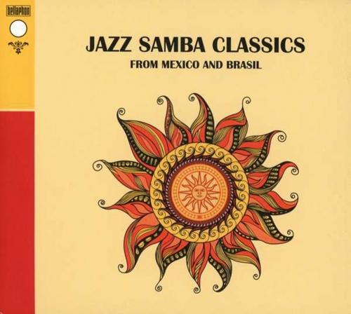 Cal Tjader. Jazz Samba Classics From Mexico And Brasil. CD.