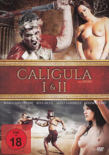 Caligula 1 & 2. DVD,