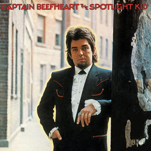 Captain Beefheart And The Magic Band. The Spotlight Kid/Clear Spot. CD.