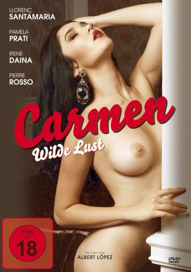 Carmen - Wilde Lust. DVD.
