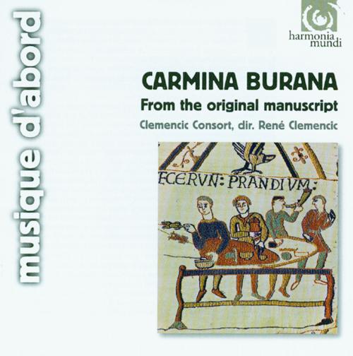Carmina Burana CD