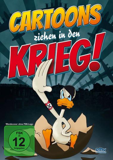 Cartoons ziehen in den Krieg DVD