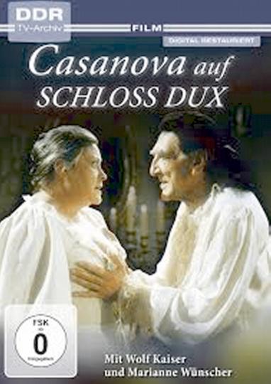 Casanova auf Schloss Dux DVD