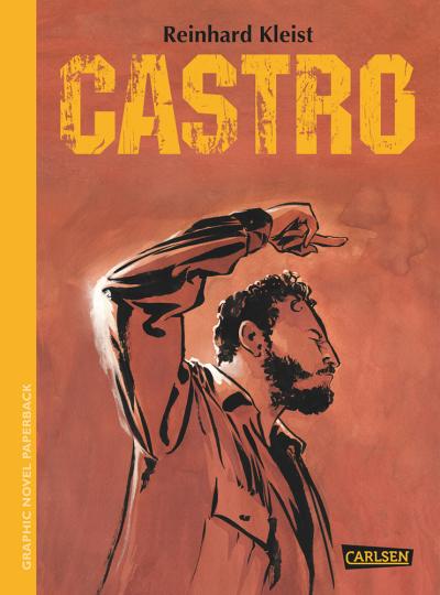 Castro. Graphic Novel.