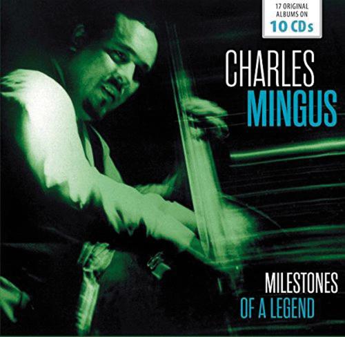 Charles Mingus. Milestones Of A Legend. 10 CDs.