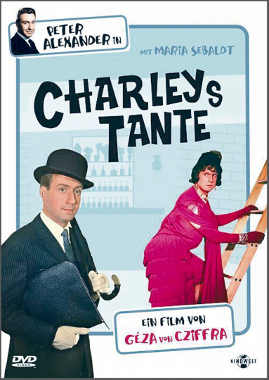 Charlys Tante DVD