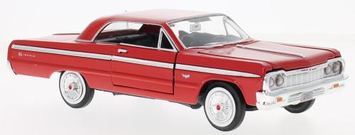 Chevrolet Impala 1964 - Modell 1:24, rot