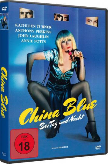 China Blue - Bei Tag und Nacht. DVD