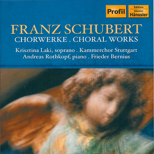 Chorwerke CD