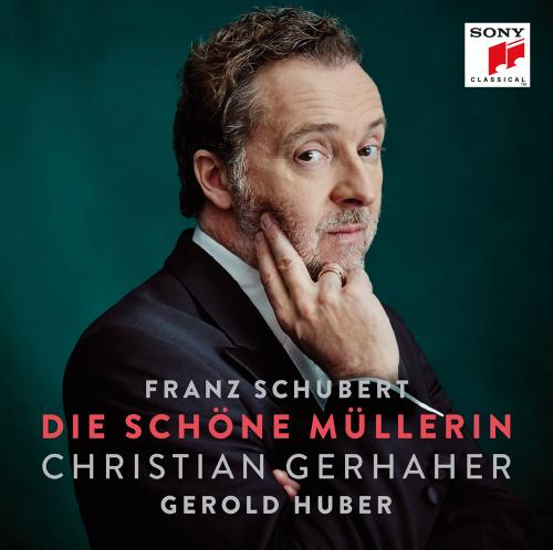 Christian Gerhaher. Schubert: Die schöne Müllerin. CD.