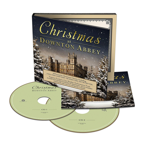 Christmas At Downton Abbey. 2 CDs.