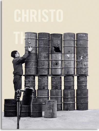 Christo. Pariser Skulpturen 1961.