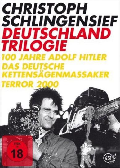 Christoph Schlingensief's Deutschland-Trilogie. 4 DVDs.