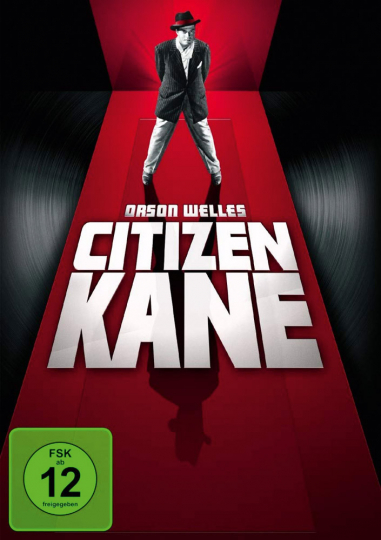 Citizen Kane. DVD