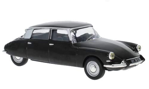 Citroen DS, schwarz - Modell 1:43.