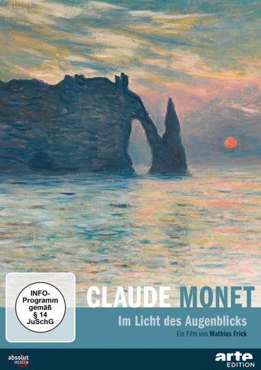 Claude Monet. Im Licht des Augenblicks. 1 DVD.