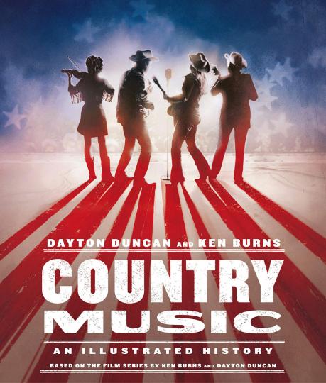 Country-Musik. Eine illustrierte Geschichte. An Illustrated History.