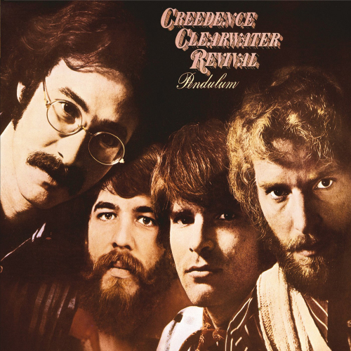 Creedence Clearwater Revival. Pendulum (40th Anniversary Edition). CD.
