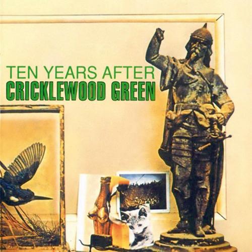 Cricklewood Green CD