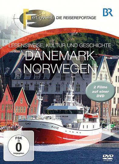 Dänemark - Norwegen DVD