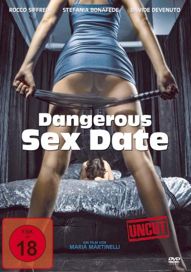 Dangerous Sex Date. DVD.