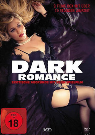 Dark Romance 3 DVDs