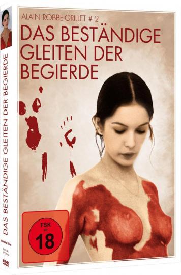 Das beständige Gleiten der Begierde. DVD.