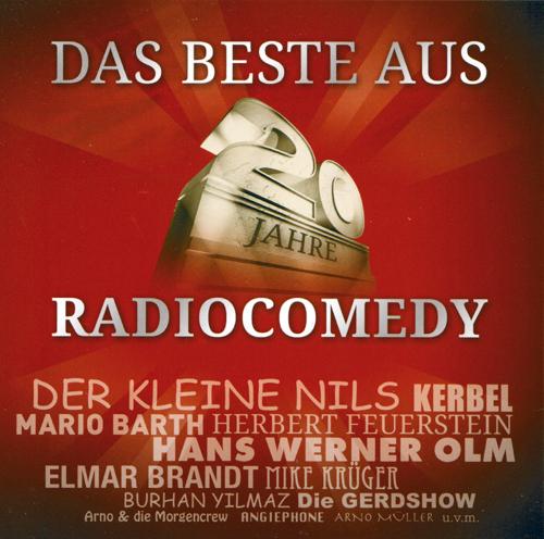 Das Beste aus 20 Jahre Radiocomedy CD