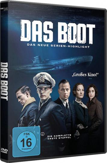 Das Boot Staffel 1 3 DVDs