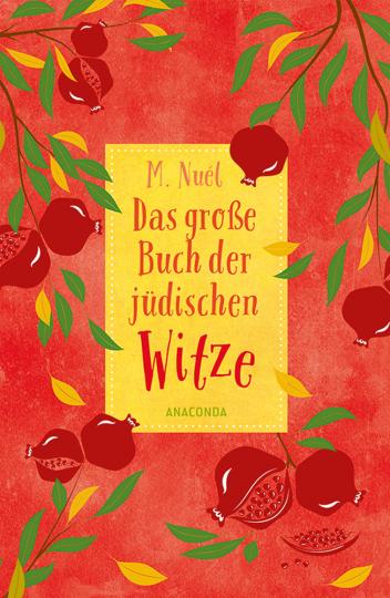 Das große Buch der jüdischen Witze.