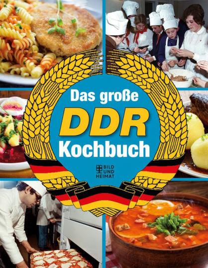 Das große DDR-Kochbuch.