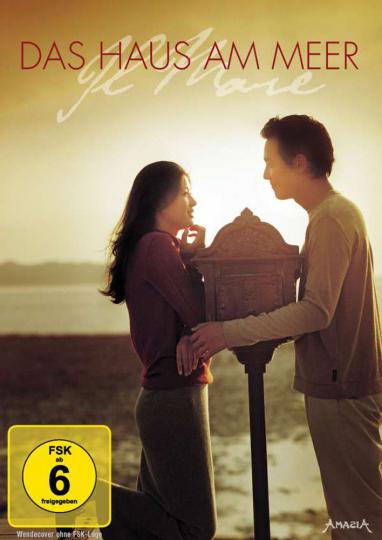 Das Haus am Meer. DVD.