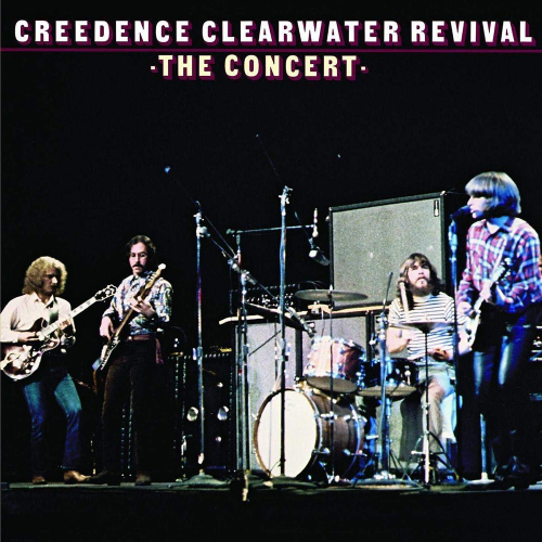 Creedence Clearwater Revival. The Concert. CD.