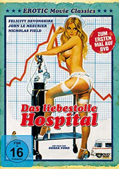 Das liebestolle Hospital DVD