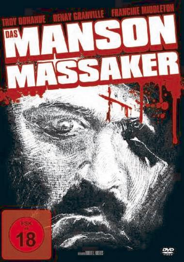 Das Manson Massaker. DVD.