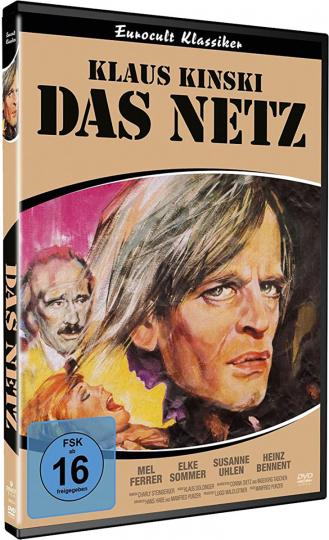das Netz. DVD.