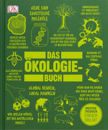 Das Ökologie-Buch. Wichtige Theorien einfach erklärt.