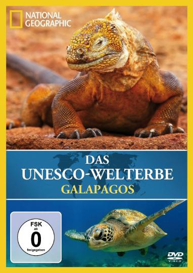 Das UNESCO-Welterbe. Galapagos. DVD.