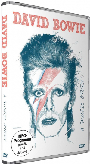 David Bowie - A Music Story. DVD.